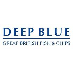 Deep Blue - Letchworth logo