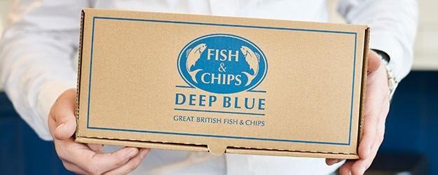 Deep Blue - Beverley Brand Cover