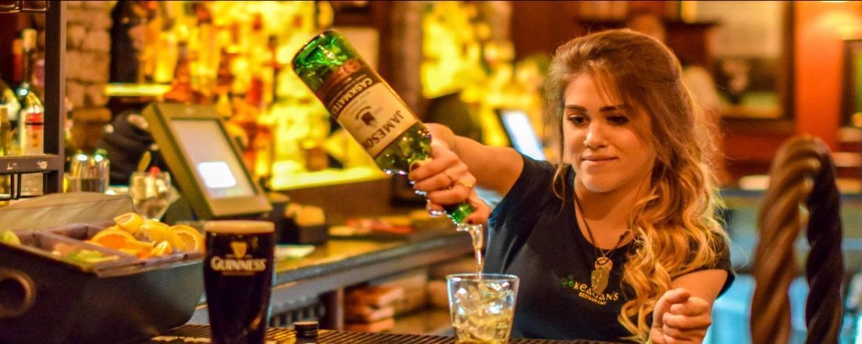 Keagan's Irish Pub Brand Cover