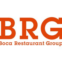 Boca Restaurant Group  logo