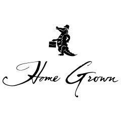 Home Grown logo