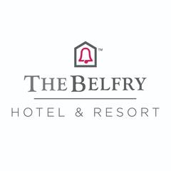 The Belfry Hotel and Resort   logo