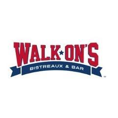 Walk-On's Bistreaux & Bar New Orleans logo