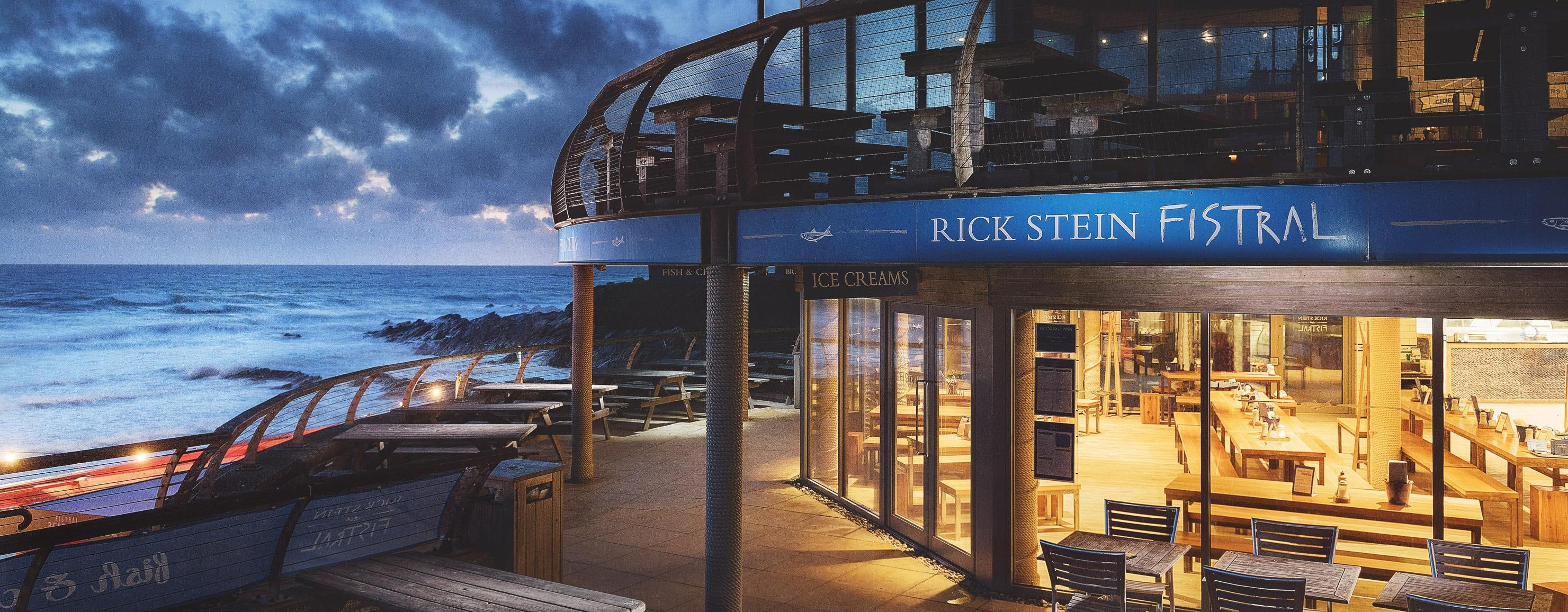 Rick Stein Fistral Brand Cover