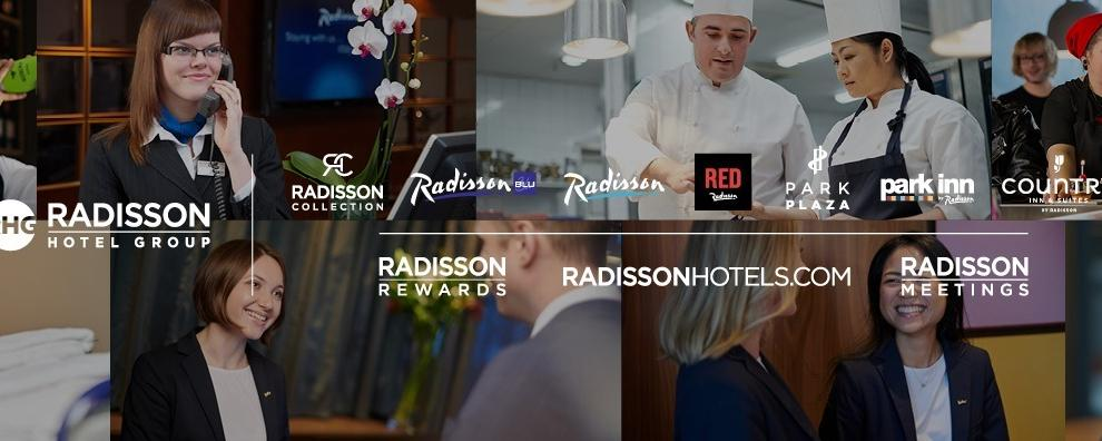Radisson Collection Palazzo Touring Club- Information Technology