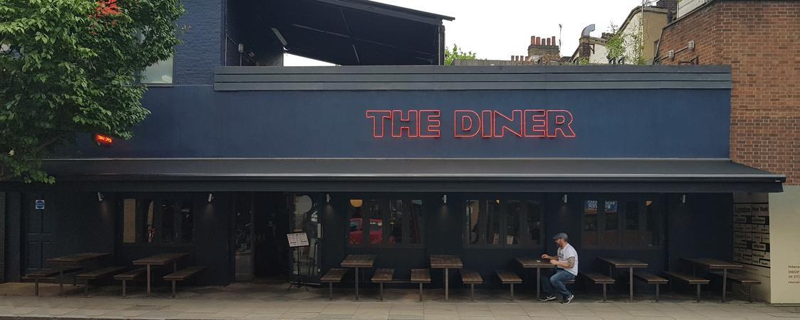 The Diner - Camden