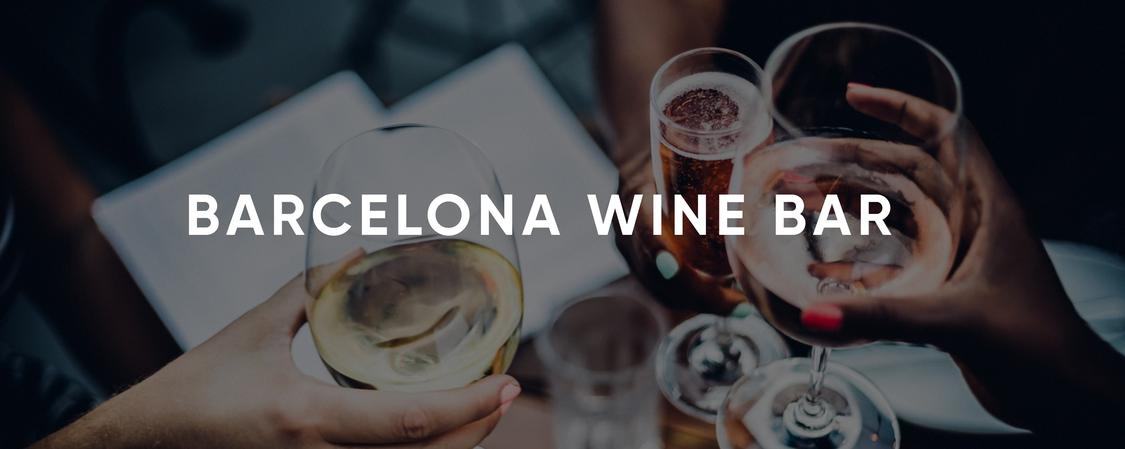 Barcelona Wine Bar Brand Cover
