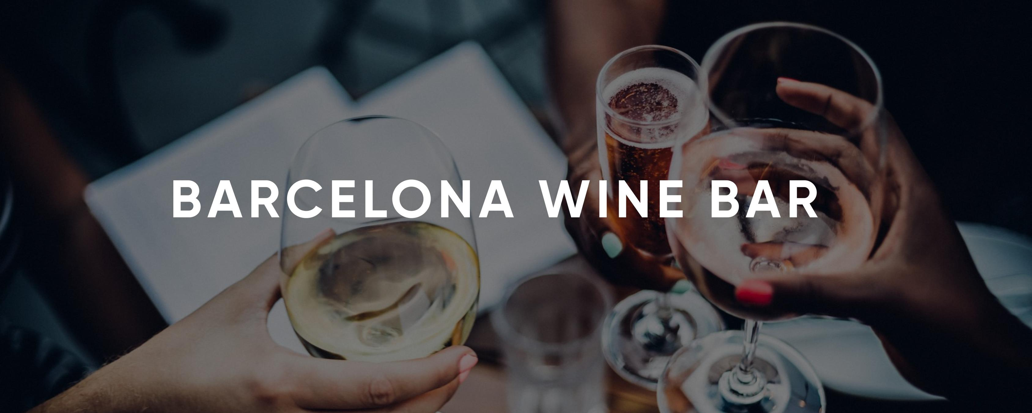 Barcelona Wine Bar Brand Cover