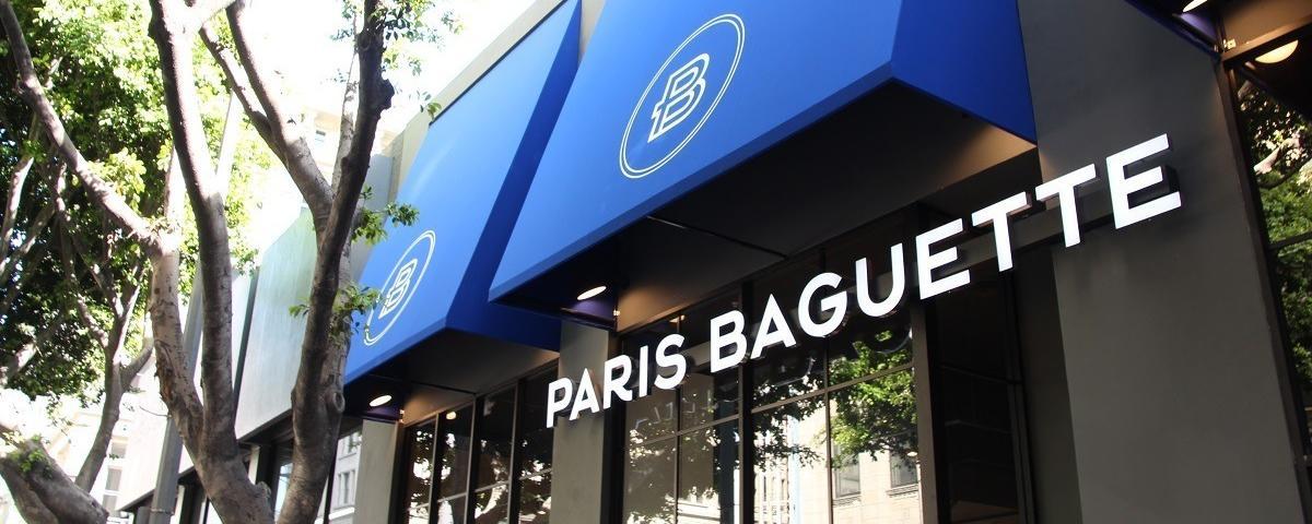Paris Baguette Brand Cover