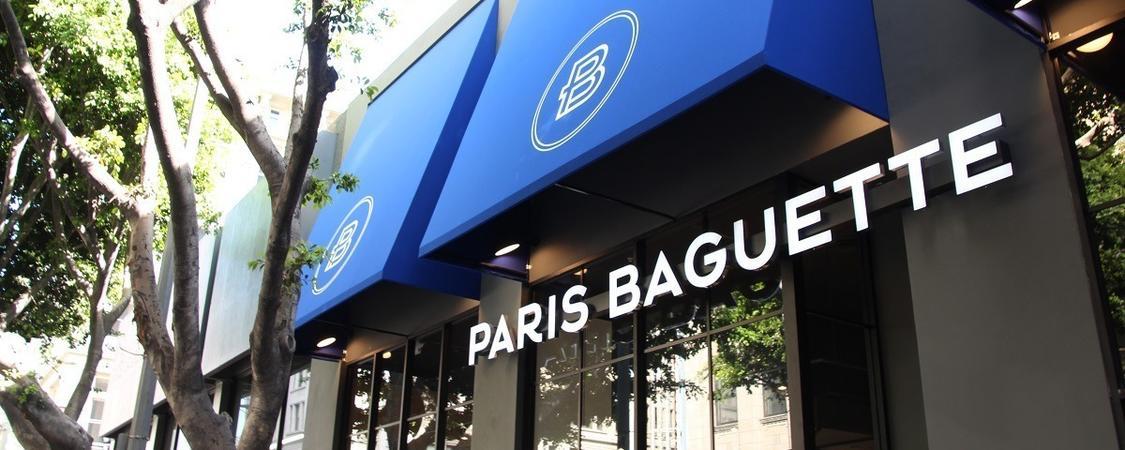 Paris Baguette H-Mart San Francisco