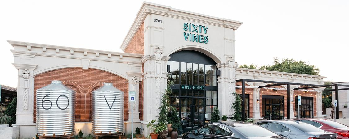 Sixty Vines Plano