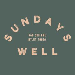 Sundays Well logo
