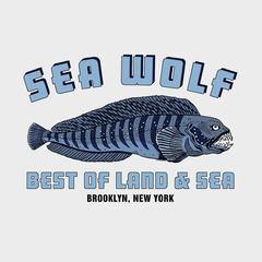 Sea Wolf - Bushwick logo