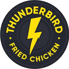 Thunderbird Fried Chicken  logo