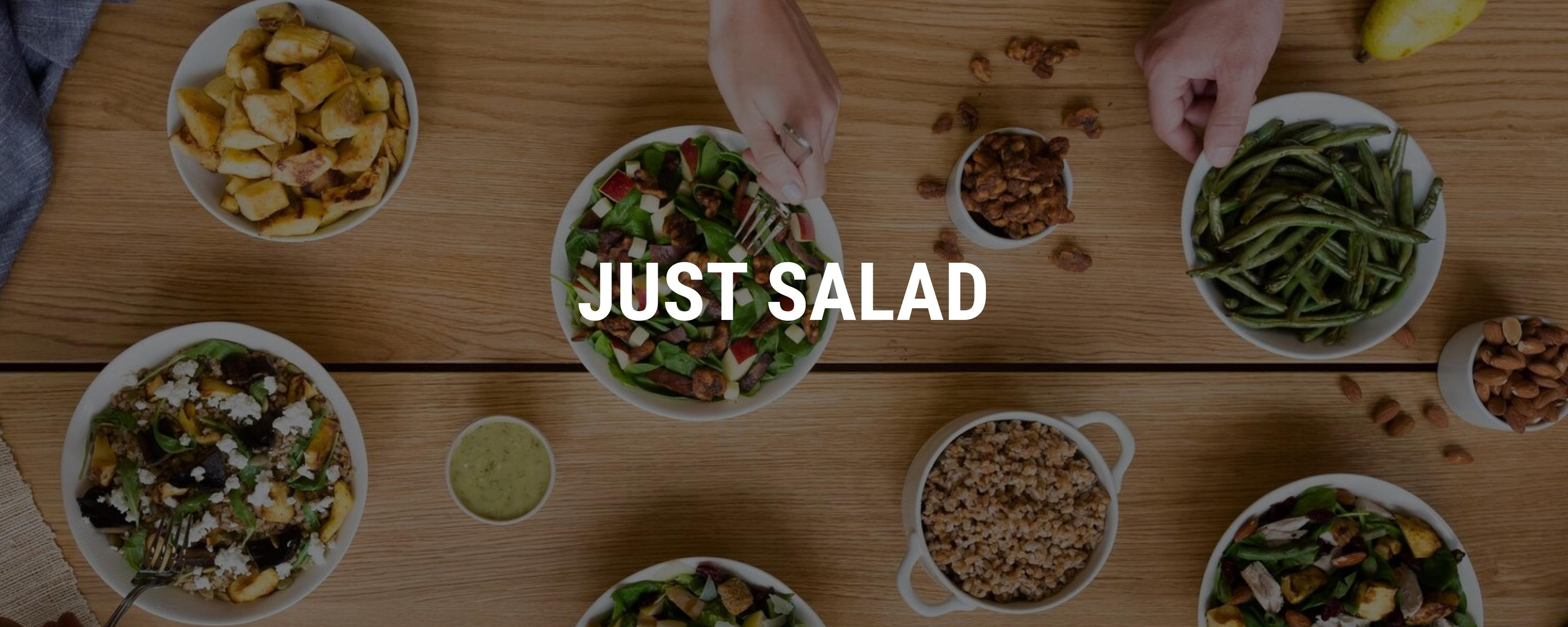 Just Salad Brand Cover