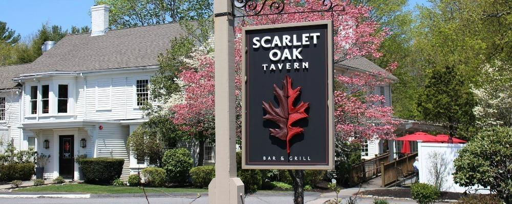 Scarlet Oak Tavern Brand Cover