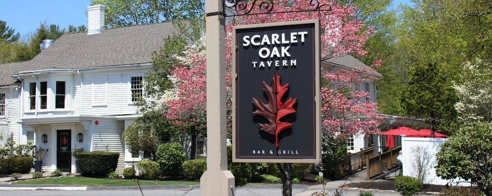 Scarlet Oak Tavern Brand Cover
