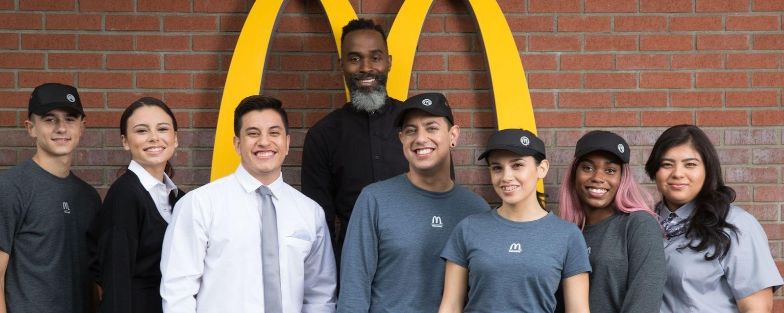 McDonald's Brand Cover