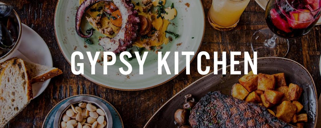 Gypsy Kitchen Brand Cover