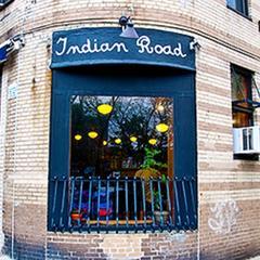 Indian Road Cafe logo