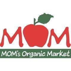 MOM's Organic Market New York  logo