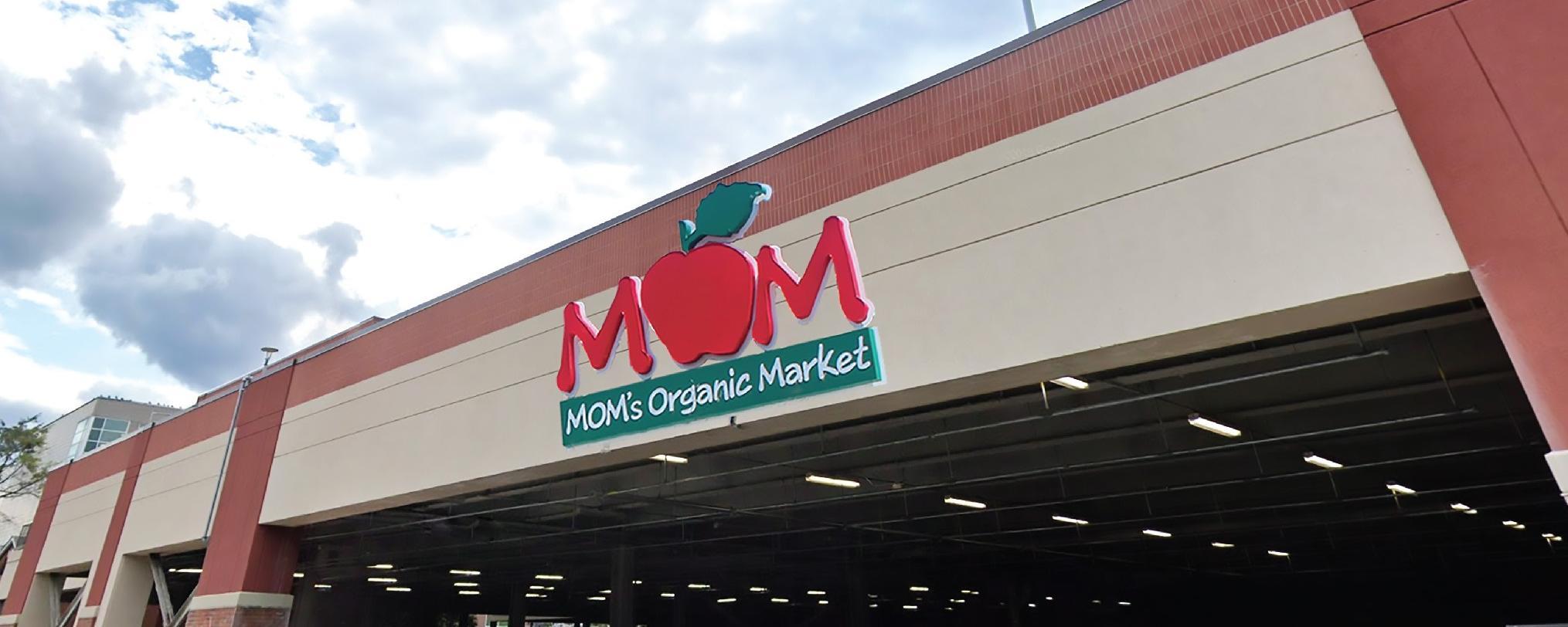 MOM's Organic Market Dobbs Ferry Brand Cover