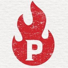 Pitfire Costa Mesa logo