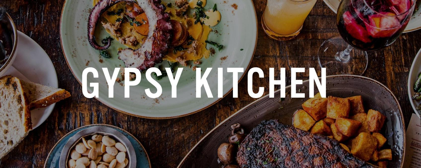 Gypsy Kitchen Brand Cover