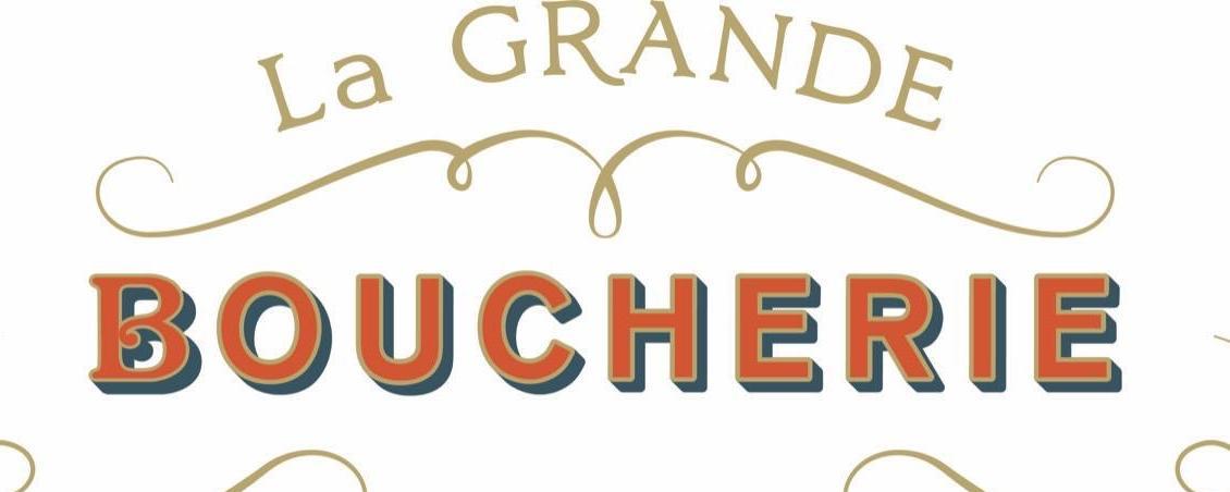 La Grande Boucherie Brand Cover