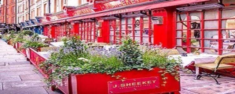 J Sheekey & J Sheekey Atlantic Bar