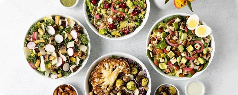 Just Salad @ Raleigh Brand Cover