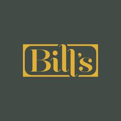 Bill's - Bluewater logo