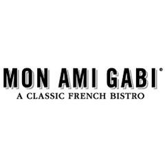 Mon Ami Gabi - Chicago logo