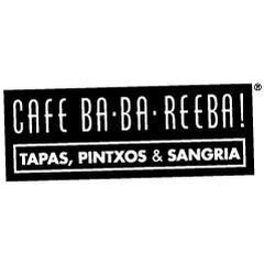 Cafe Ba Ba Reeba logo