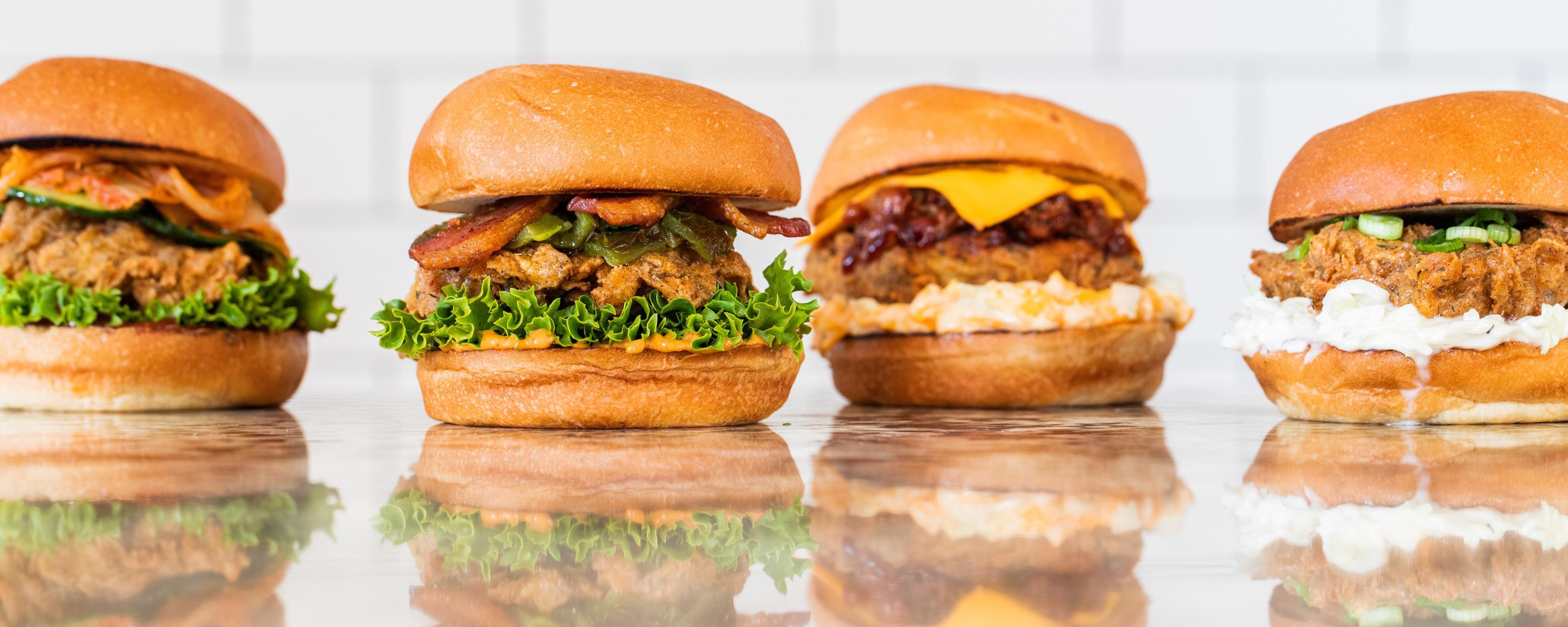 Stripburger & Chicken Brand Cover