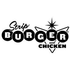 Stripburger & Chicken