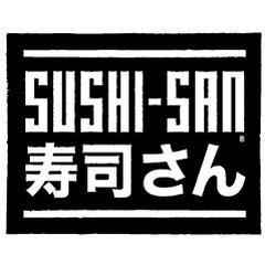 Sushi-San- River North logo