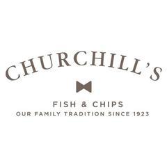 Churchill's Bar Hill logo