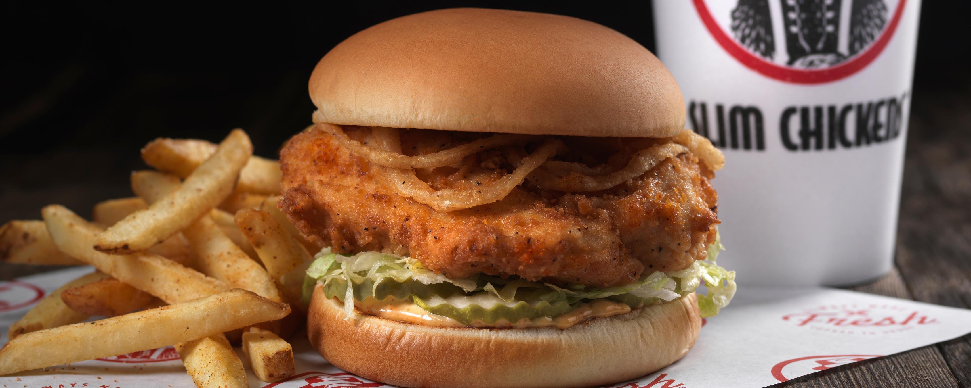 Slim Chickens - Trafford Centre Brand Cover