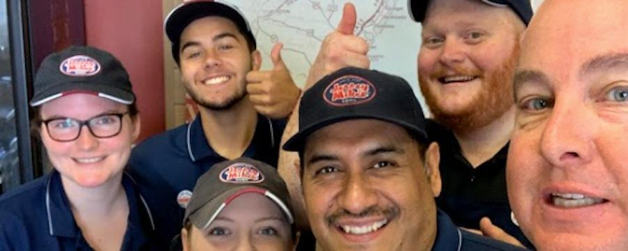 Jersey Mike's Brand Cover