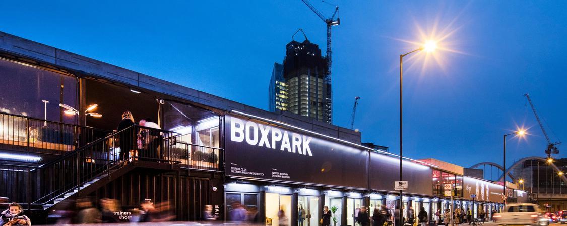 BOXPARK - Shoreditch