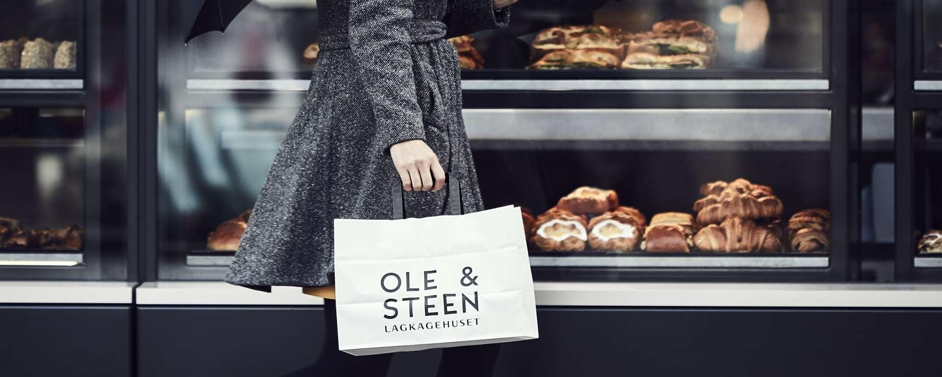 Ole & Steen - Notting Hill Gate Brand Cover