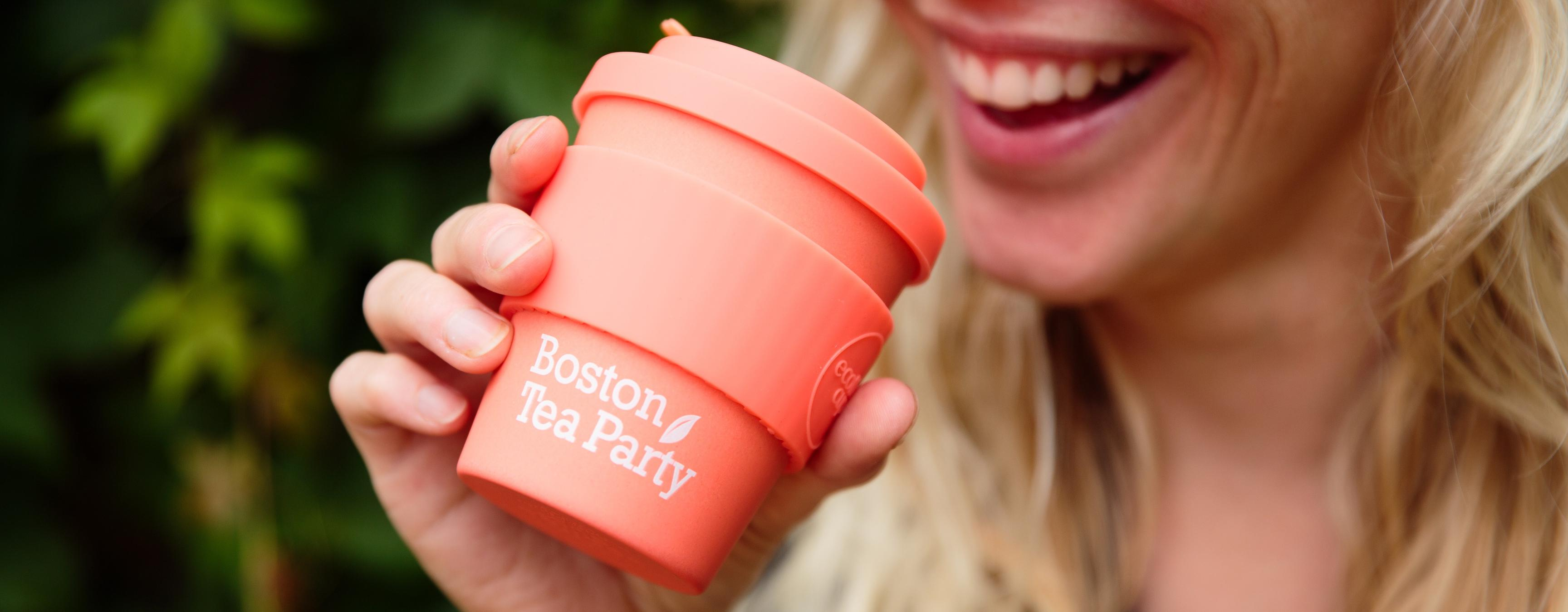 Boston Tea Party - Head Office Brand Cover