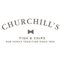 Churchill's The Stow logo