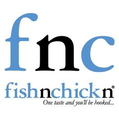 Fish 'n' Chick'n Shotgate logo