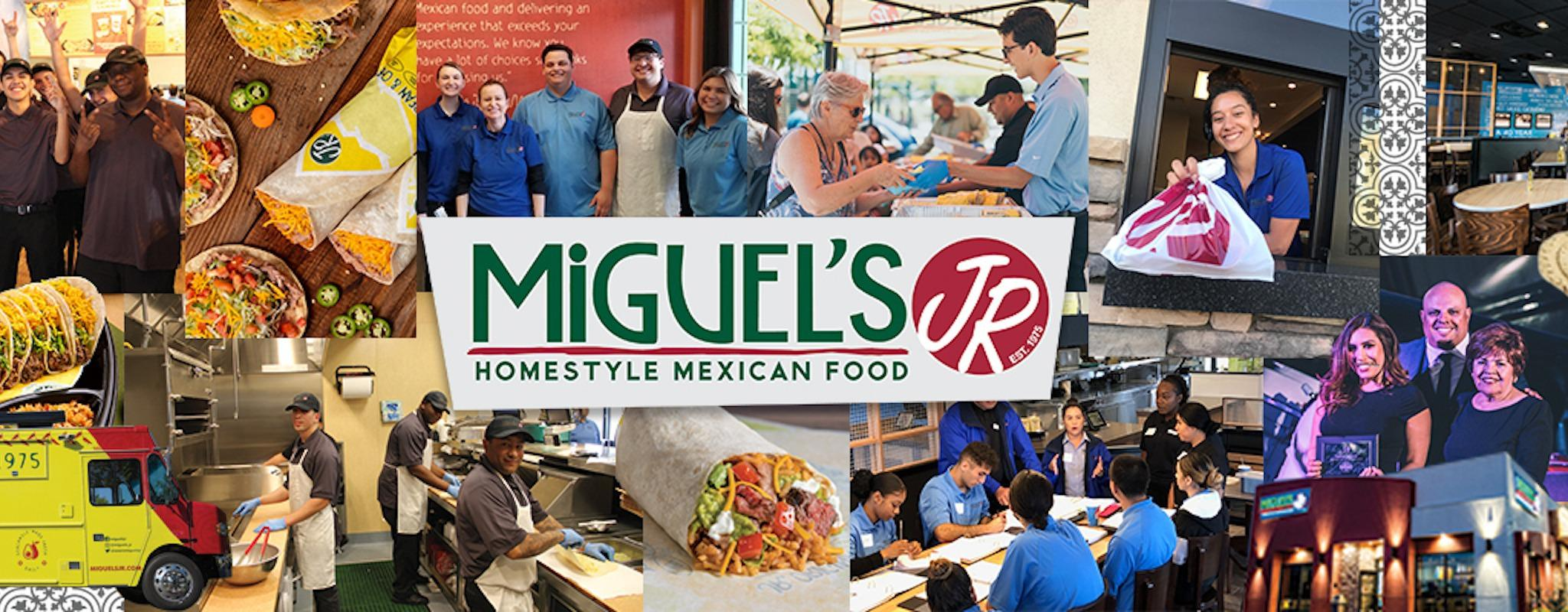 Miguel's Jr. - 19 Brand Cover