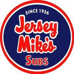 13196 Deland Jersey Mike's logo