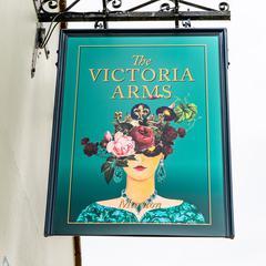Victoria Arms logo