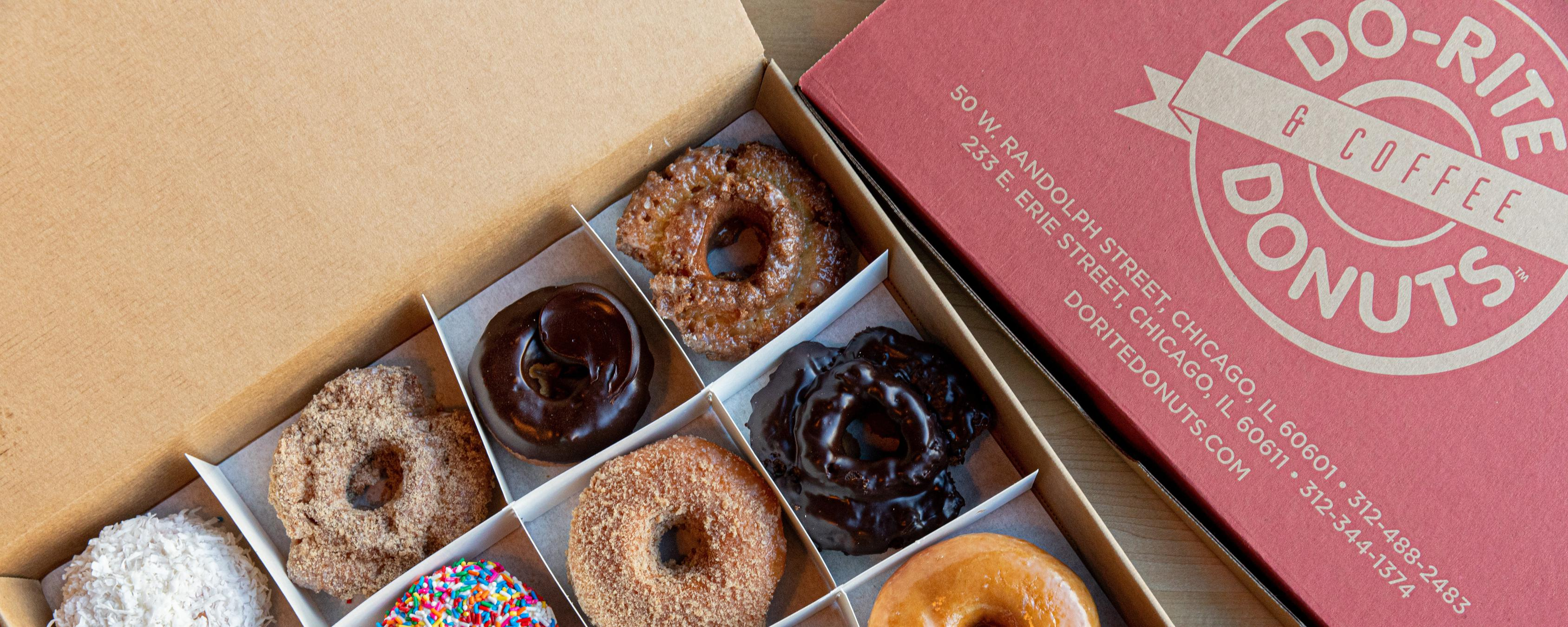 Do - Rite Donuts - Tinley Park Brand Cover