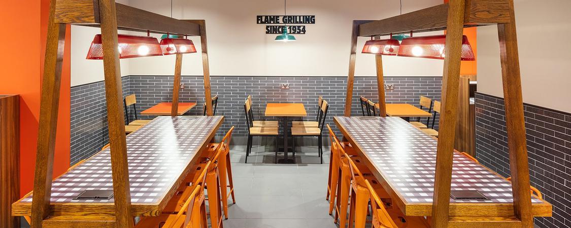 Burger King - The Mall, Cribbs Causeway